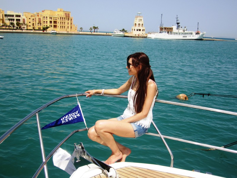 Final day at Gouna, let's yacht it out!