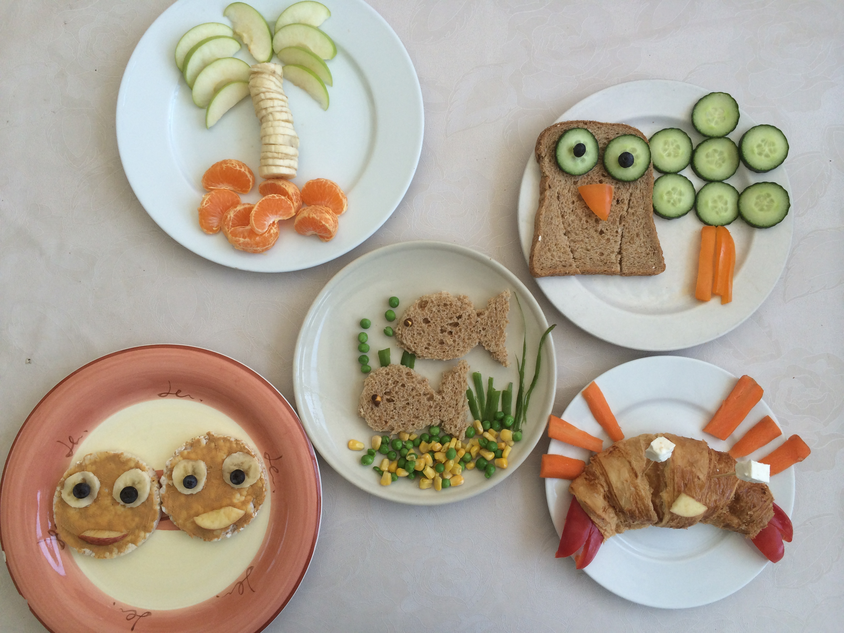 Getting creative with food for kids sarah 39 s lifestyle for Creation cuisine