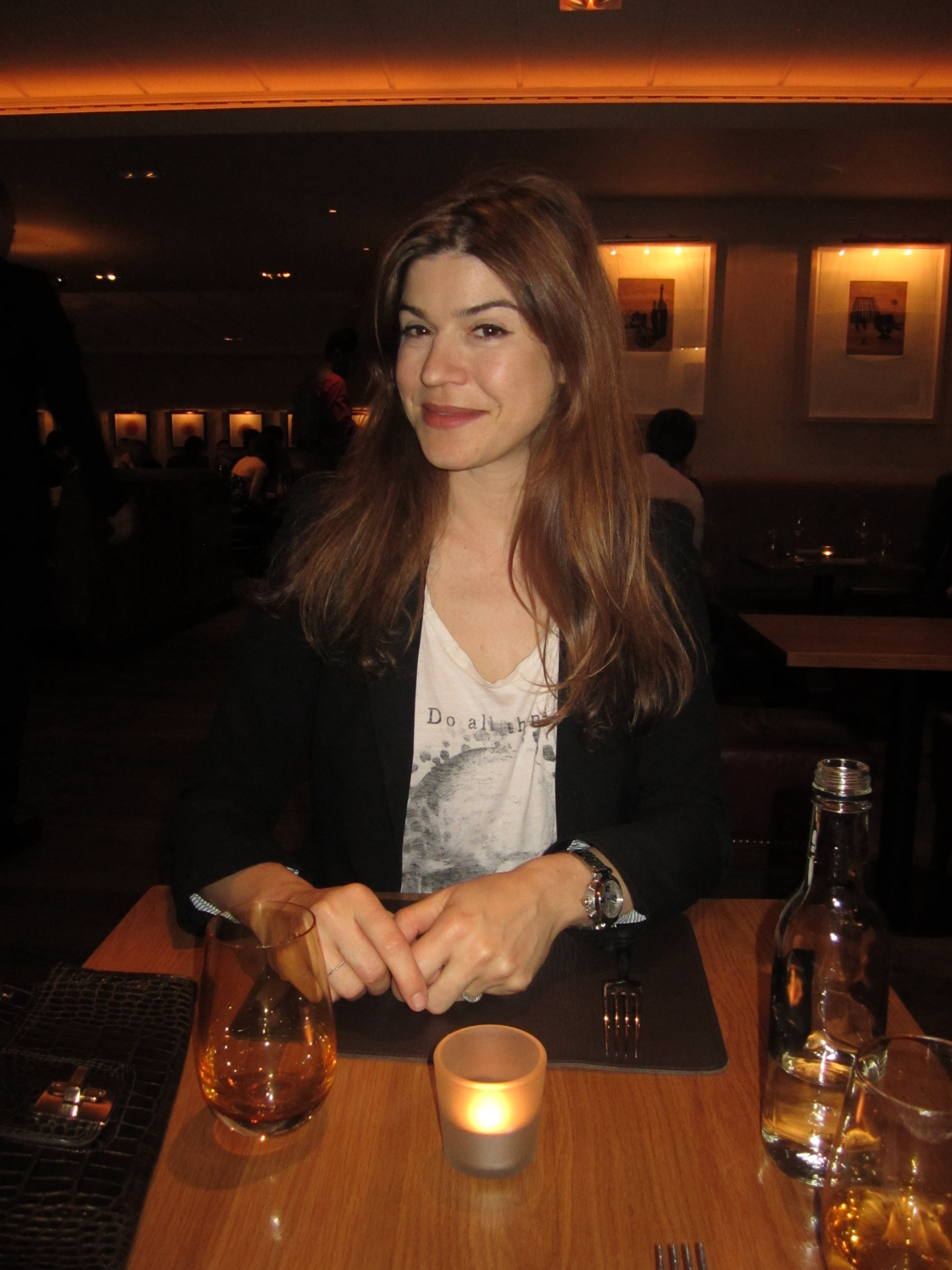 online dating french in london