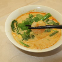 Prawn Thai Soup, t..