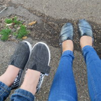 Toms, a one for on..