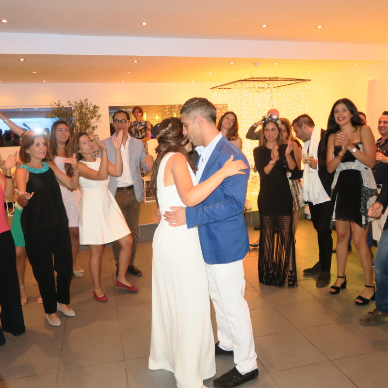 prewedding party in Portugal