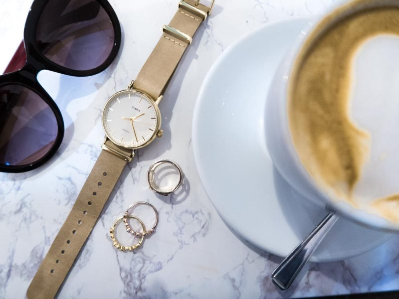 flat lay tell the time with timex-MyCityMyLondon