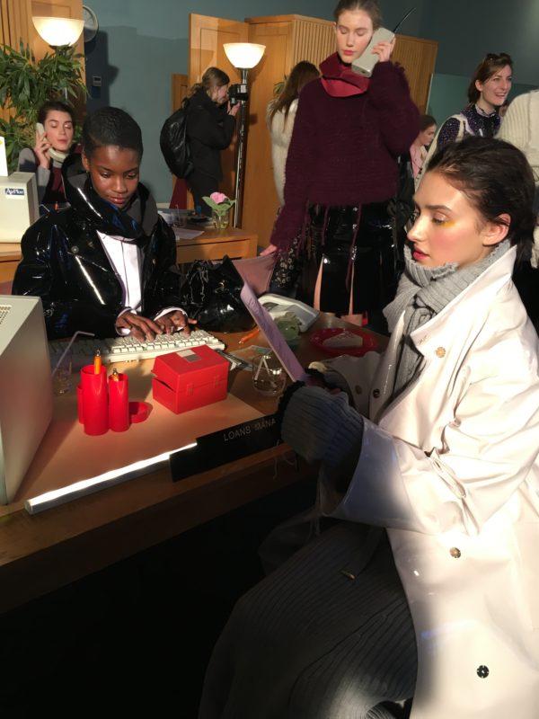London fashion week -AW17