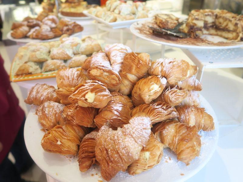 La Masseria for breakfast