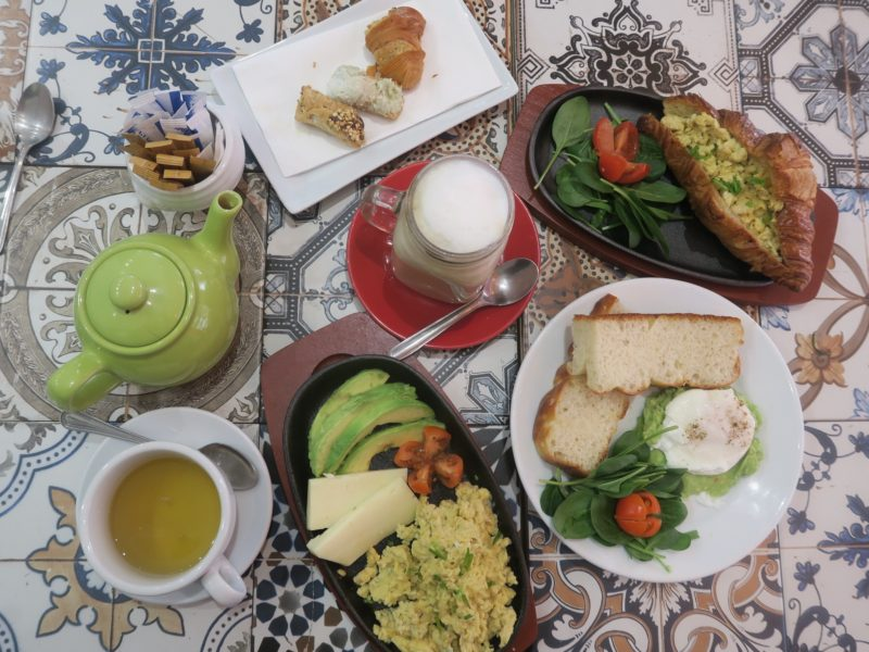 La Masseria for breakfast-MyCityMyLondon