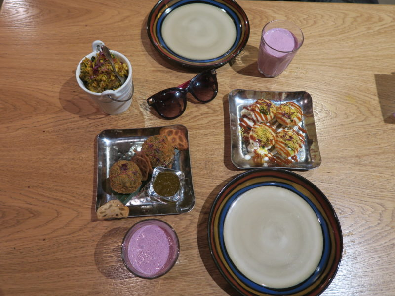 Hankies the best Indian restaurant in London
