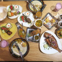 Hankies Roomali Kitchen for the best Indian restaurant in London that will blow your mind