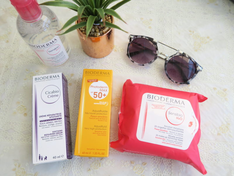 Summer skin with Bioderma