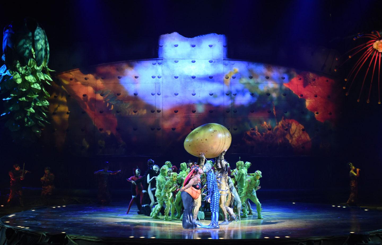 Cirque du Soleil OVO-Sarahslifetsylediary
