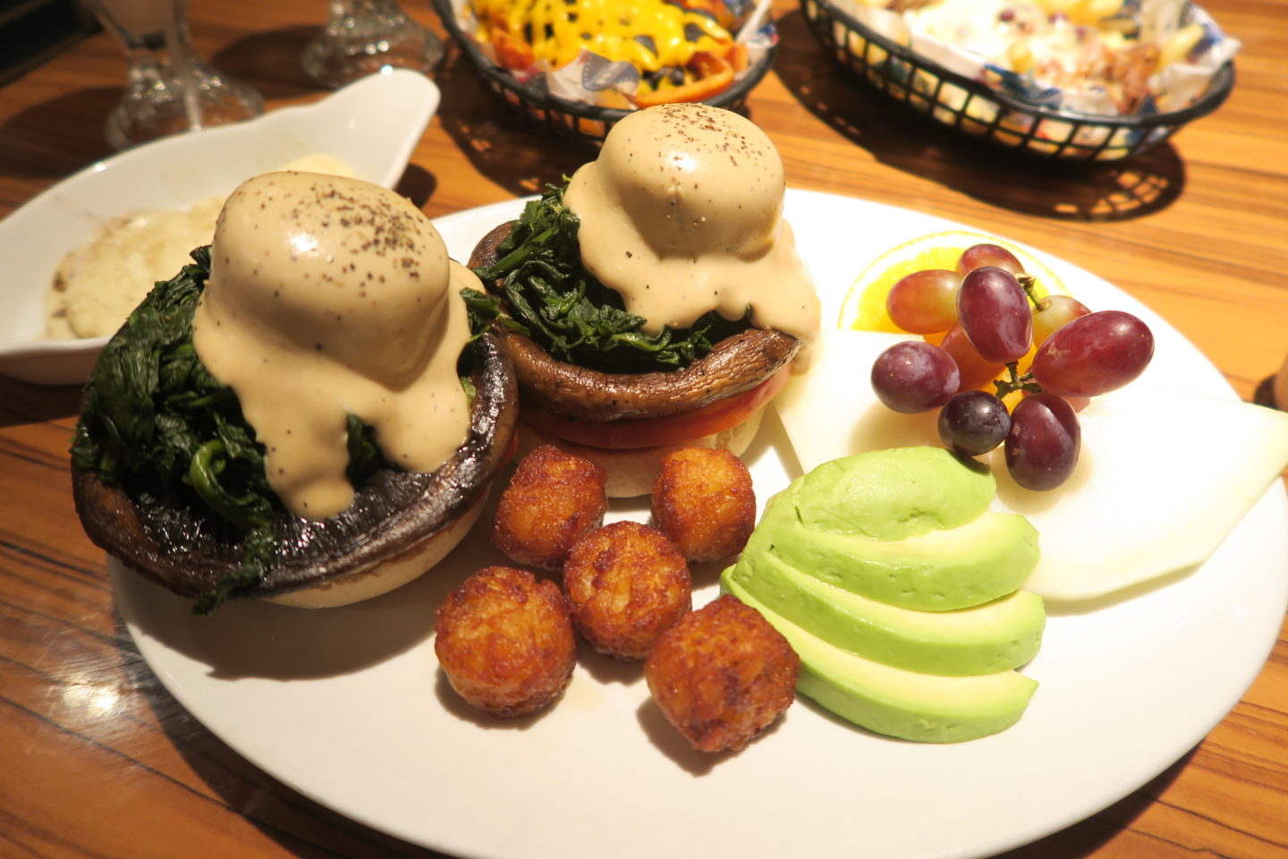 Vegan food at a Vegan friendly restaurant in London-sarahsLifestyleDiary