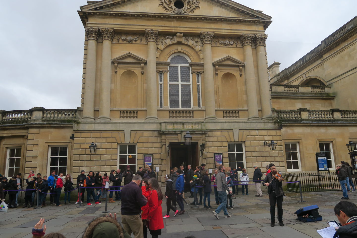 The Roman Baths-SarahsLifestyleDiary