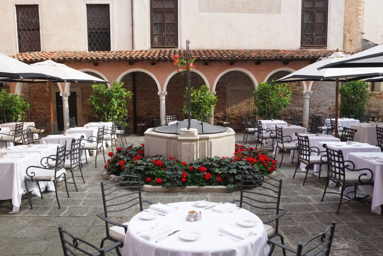 San Clemente Palace Venice- SarahsLifestyleDiary