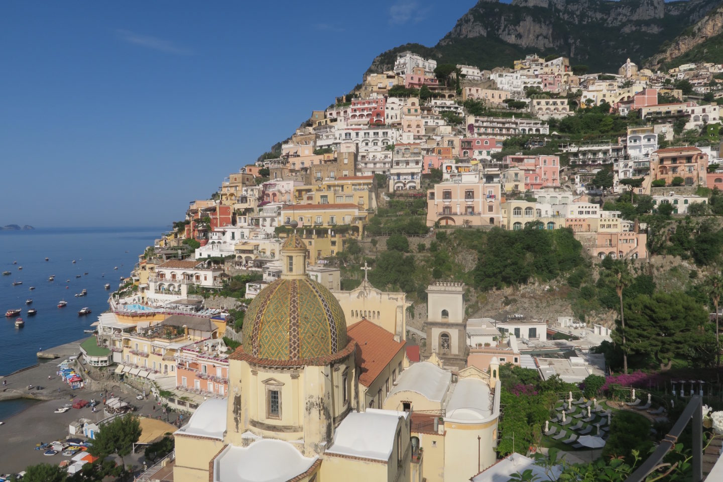 The best hotel in Amalfi Coast- La Sirenuse