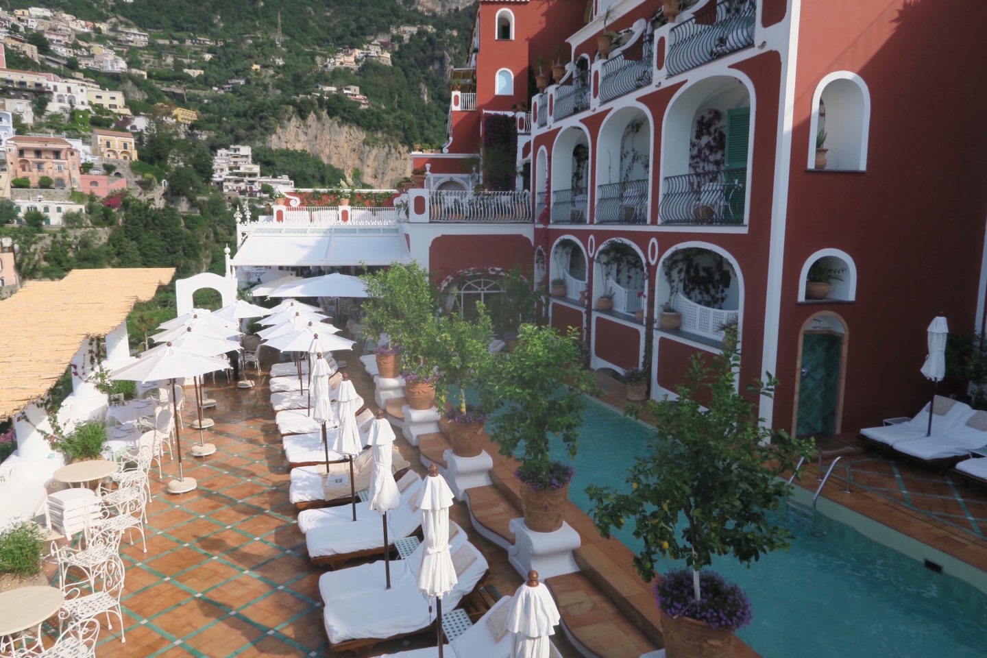 The best hotel in Amalfi Coast- La Sirenuse- SarahsLifestyleDiary