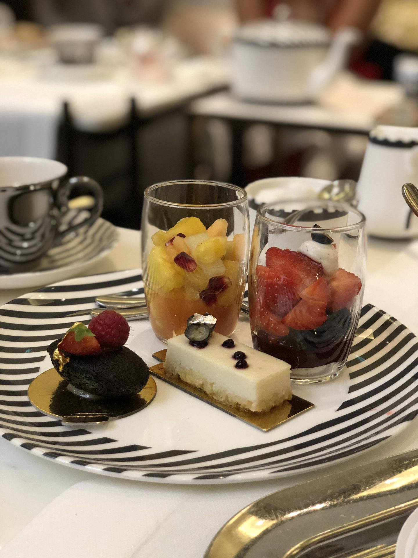 corinthia afternoon tea in london