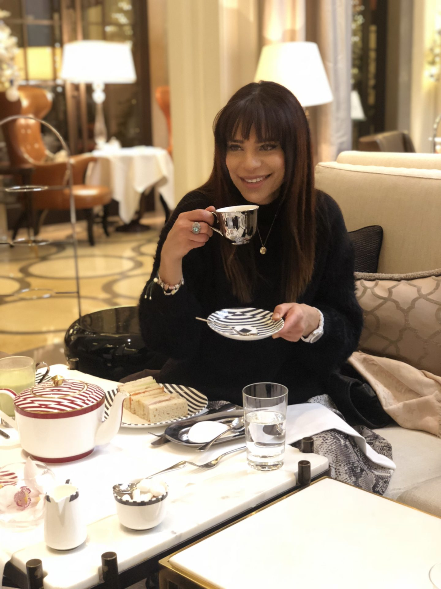 Corinthia Hotel Luxury Afternoon Tea